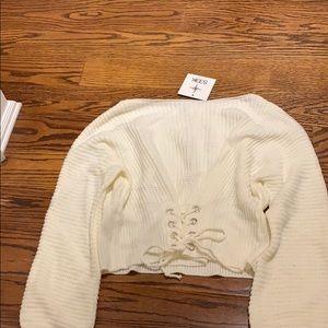 LF SEEK sweater